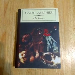 "Dante Alighieri's ""The Inferno"""